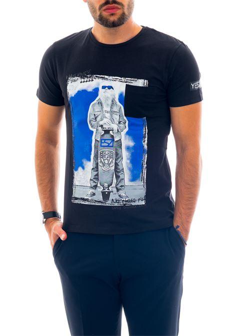 T-shirt YES-ZEE | T-shirt | T725-TC110801