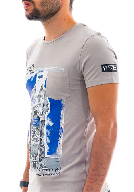 T-shirt YES-ZEE | T-shirt | T725-TC110809