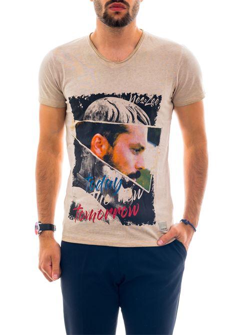 T-shirt YES-ZEE | T-shirt | T728-TE000222