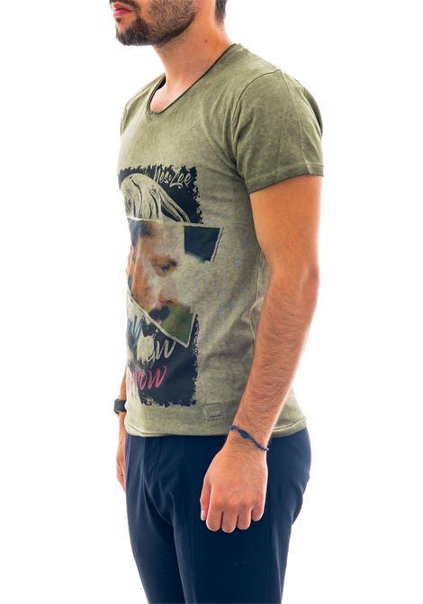 T-shirt YES-ZEE | T-shirt | T728-TE000916