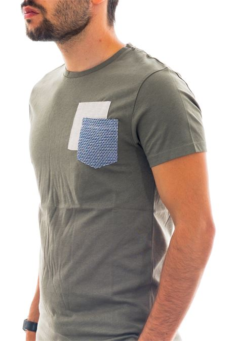 T-shirt YES-ZEE | T-shirt | T736-TP000905