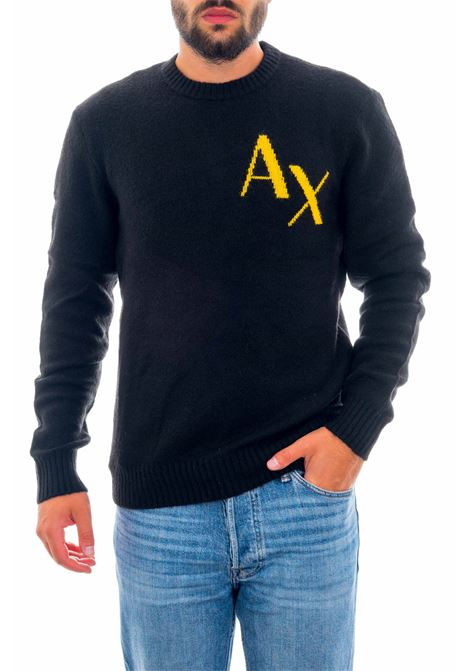 Pullover in lana ARMANI EXCHANGE | Maglia | 6HZM1H-ZMN8Z7241