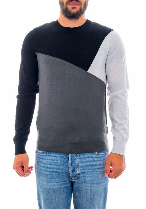 Pullover in filo ARMANI EXCHANGE | Maglia | 6HZM1R-ZMS8Z4202