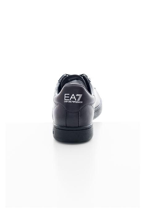 Sneakers basse in pelle EA7 | Scarpe | X8X001-XCC51A083