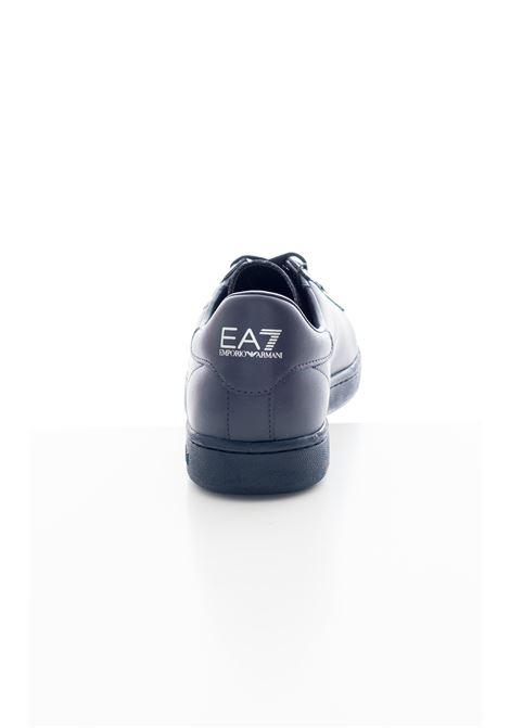 Sneakers basse in pelle EA7 | Scarpe | X8X001-XCC51D879
