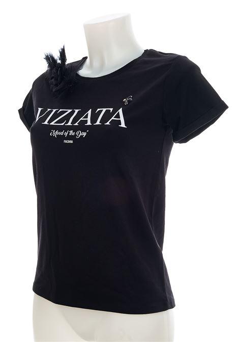 T-shirt FRACOMINA | T-shirt | F120W16012J00327053