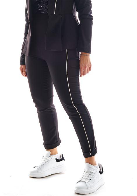 Pantaloni HANNY DEEP | Pantalone | C20DMNERO