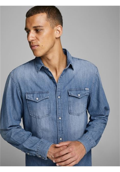Camicia Jeans JACK&JONES | Camicia | 12138115MEDIUM BLUE DENIM