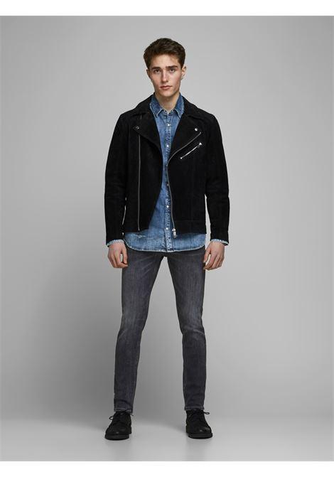 JJIGLENN JJORIGINAL AM 817 NOOS JACK&JONES   Jeans   12159030BLACK DENIM