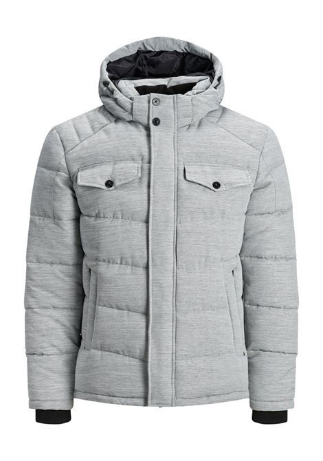 JJREGAN PUFFER JACK&JONES | Giubbotto | 12173872LIGHT GREY MELANGE