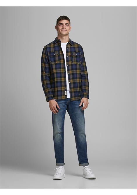 JORKEANU SHIRT LS JACK&JONES | Camicia | 12175581FOREST NIGHT