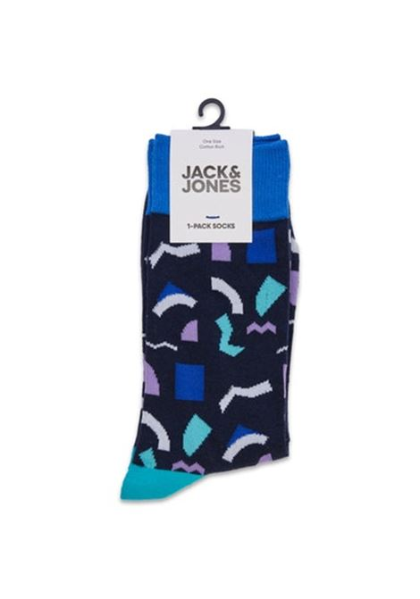 JACGEO ELEMENTS SOCK JACK&JONES | Calze | 12175902NAVY BLAZER