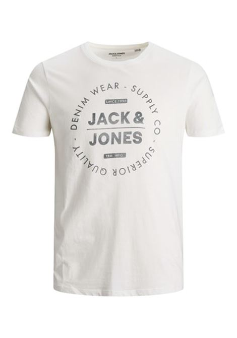T-shirt JACK&JONES | T-shirt | 12177533CLOUD DANCER