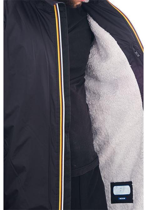 Giubbotto impermeabile lungo K-WAY | Giubbotto | K005DG0-LEVRAI3.0K02