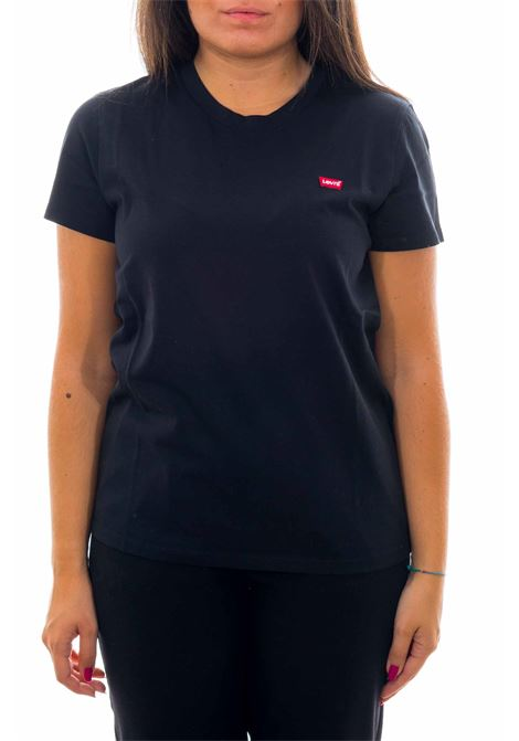 T-shirt con logo LEVI'S | T-shirt | 39185-0008BLACK
