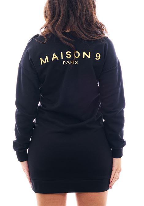 Abito MAISON 9 PARIS | Abito | A7096NERO