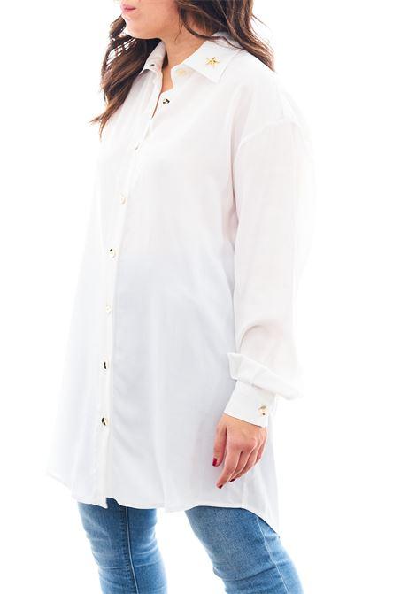 Camicia a manica lunga MAISON 9 PARIS | Camicia | C682BIANCO