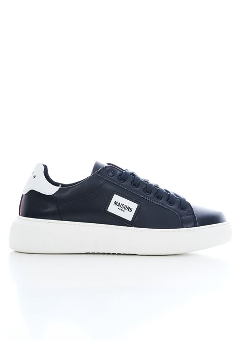 Sneakers MAISON 9 PARIS | Scarpa | CZ0054BIANCO