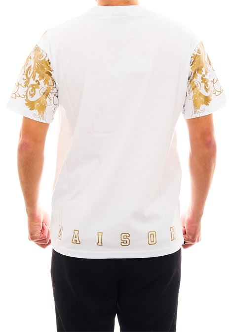 T-shirt MAISON 9 PARIS | T-shirt | M2192BIANCO