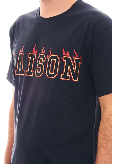 T-shirt MAISON 9 PARIS | T-shirt | M2216NERO