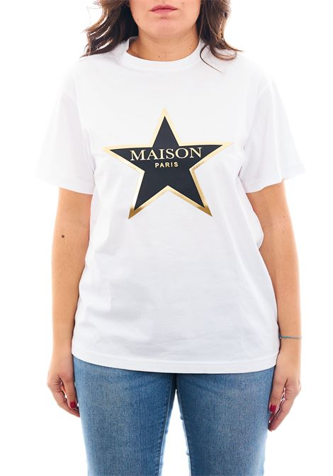 T-shirt MAISON 9 PARIS | T-shirt | M4103BIANCO