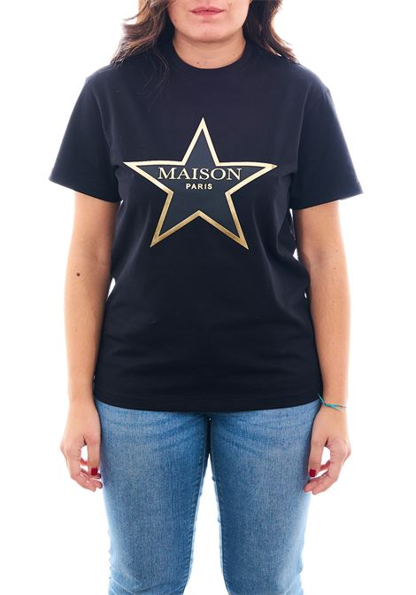 T-shirt MAISON 9 PARIS | T-shirt | M4103NERO