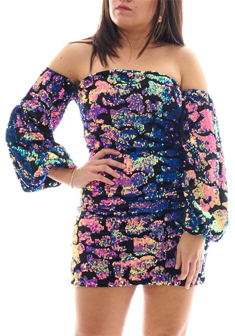 Mini-dress MARC ELLIS | Abito | WMEDR5758MUITCOLOR