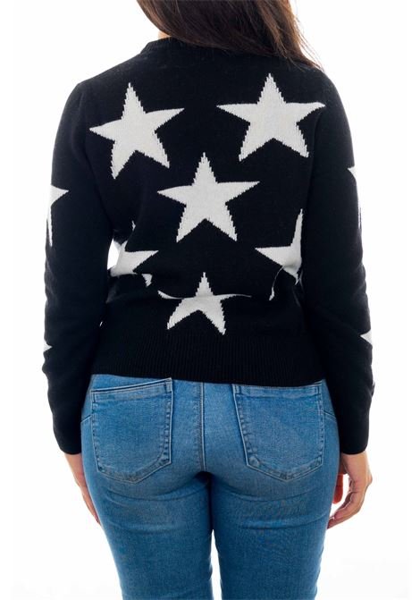 Maglione cropped MC2 SAINT BARTH | Maglione | QUEEN CROP PSTARS MADE 00