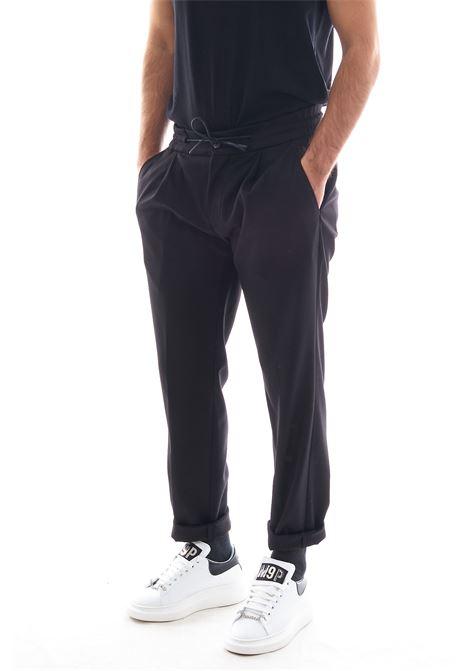 Pantaloni MICHAEL COAL | Pantalone | MC-JOHNNY/3438NERO