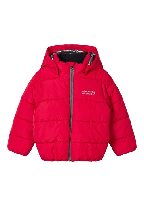 NMMMILTON PUFFER JACKET CAMP NAME IT | Giubbotto | 13178614TANGO RED