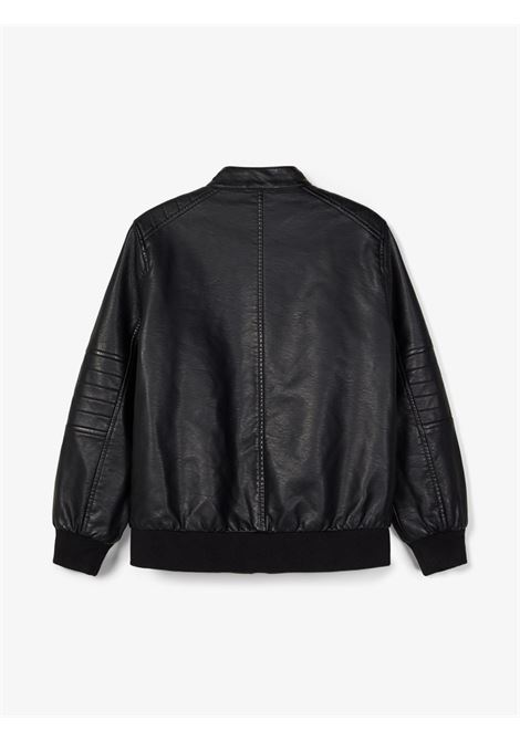 NKMMIKE FAUX LEATHER JACKET NAME IT | Giubbotto | 13178656BLACK