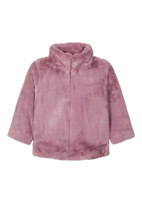 NMFMAMY FAUX FUR  JACKET NAME IT | Giubbotto | 13178667WISTFUL MAUVE