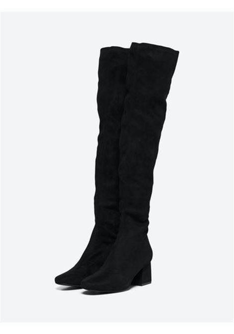 ONLBILLIE-2 LIFE LONG SHAFT HEELED BOOT ONLY SHOES | Scarpe | 15211822BLACK