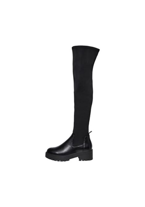 ONLBRANKA-4 PU LONG SHAFT BOOT ONLY SHOES | Scarpe | 15212293BLACK