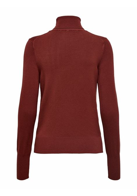 ONLVENICE L/S ROLLNECK PULLOVER KNT NOOS ONLY   Maglia   15183772FIRED BRICK