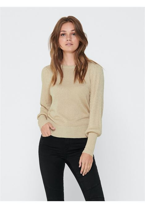 ONLMEGAN L/S PULLOVER CC KNT ONLY   Maglia   15206747FROSTED ALMOND