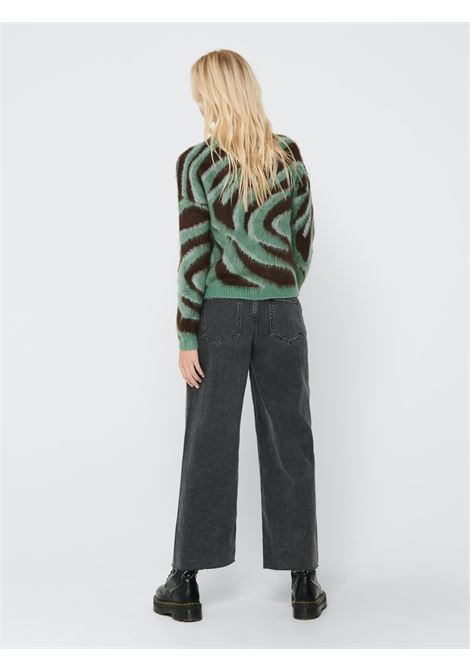 ONLNEW RANJA L/S PULLOVER KNT ONLY   Maglia   15210804HEDGE GREEN