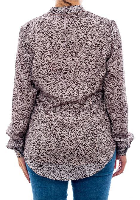 Camicia animalier PATRIZIA PEPE | Camicia | 8C0410-A7S2FA93