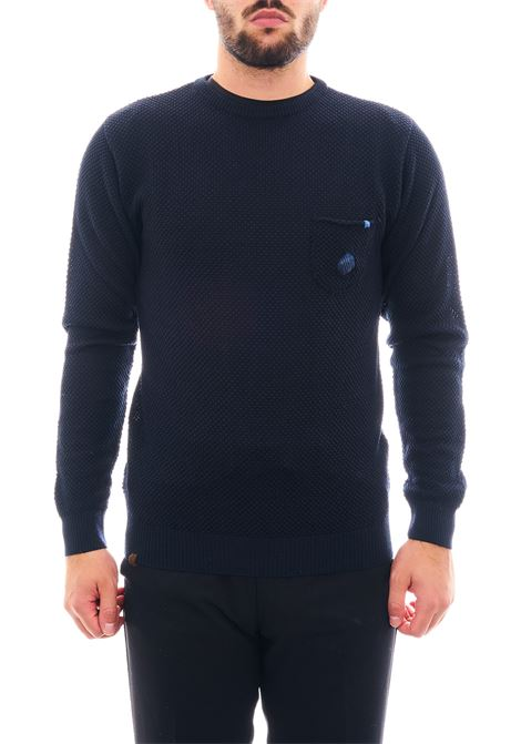 Pullover PAUL MIRANDA | Maglia | ML540BLU