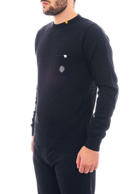Pullover PAUL MIRANDA | Maglia | ML540NERO