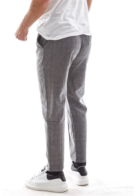 Pantalone jogger PAUL MIRANDA | Pantalone | PI241NERO