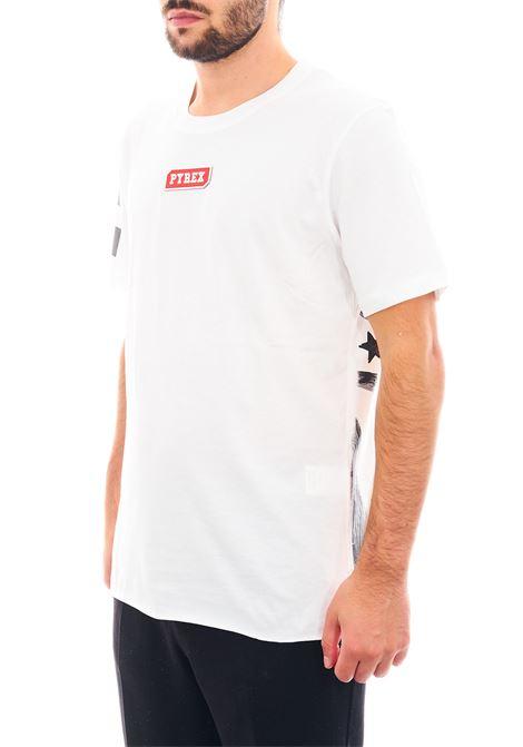 T-shirt PYREX | T-shirt | PC41626BIANCO