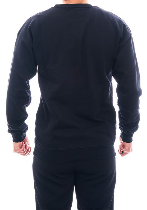 Felpa senza cappuccio PYREX | Pantalone | PC41653NERO