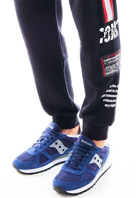 Joggers con polsino PYREX   Pantalone   PC41655NERO