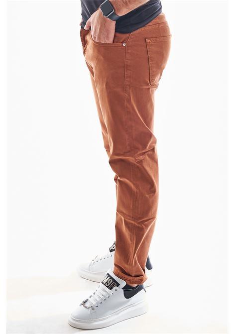 Pantaloni ROMEO ARDITI | Pantalone | RA-SPRITZ/151CAMMELLO