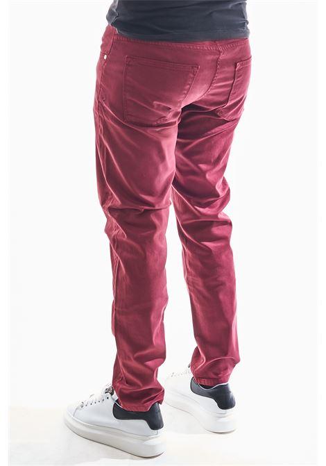 Pantaloni ROMEO ARDITI | Pantalone | RA-SPRITZ/151GRANATO