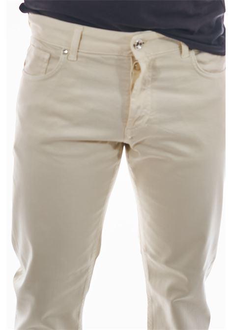 Pantaloni ROMEO ARDITI | Pantalone | RA-SPRITZ/151PANNA