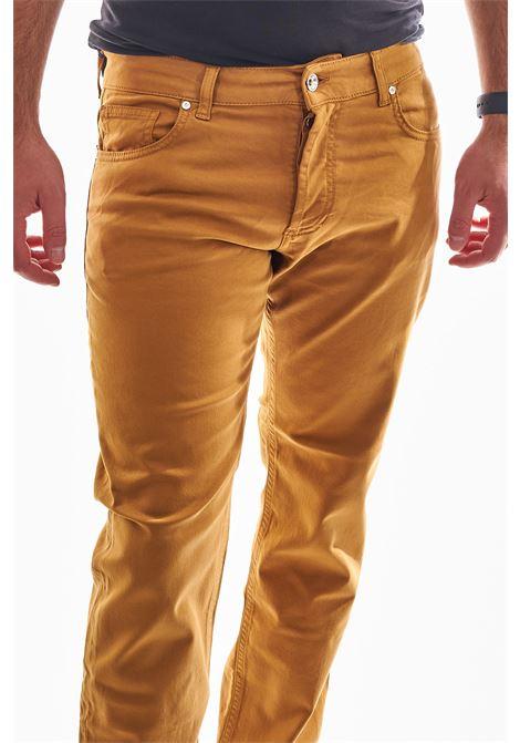 Pantaloni ROMEO ARDITI | Pantalone | RA-SPRITZ/151SENAPE