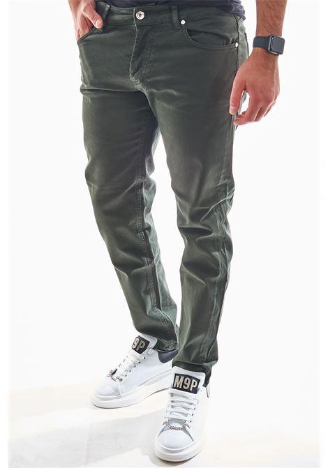 Pantaloni ROMEO ARDITI | Pantalone | RA-SPRITZ/151VERDE