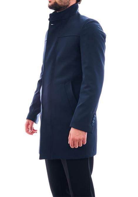 Cappotto in tessuto idrorepellente SETTE/MEZZO   Cappotto   CP725-EXCELSIORBLU